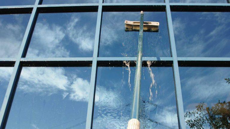 mycie szkła
