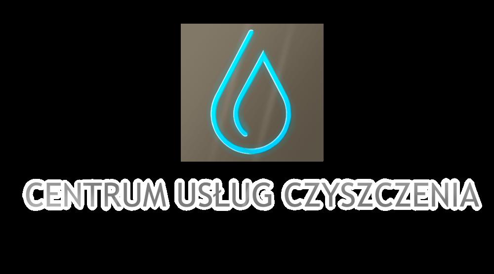 logo centrum usług czyszczenia